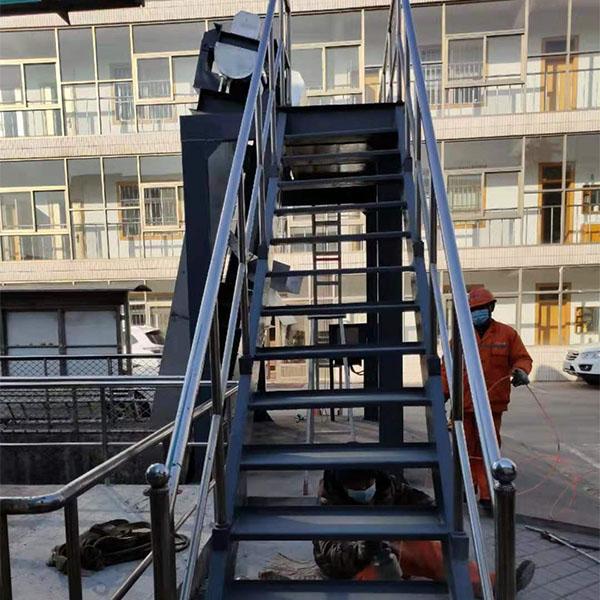 城市雨水防涝泵站贝博线上投注改造